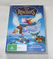 Disney The Rescuers (DVD, 2012) New Sealed