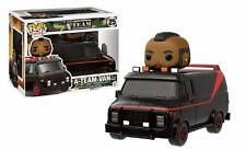 A-Team Van with B.A. Baracus Mr. T Pop! Funko rides vehicle Vinyl figure n° 25