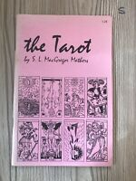 The Tarot Occult Significance by S L MacGregor Mathers , Vintage