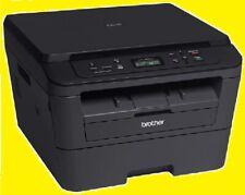 Brother DCP-L2520DW Printer w/ NEW Toner & NEW Drum! REFURBISHED !!!