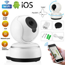 Wireless IR 720P Home Security Network CCTV IP Camera Night Vision WIFI Webcam