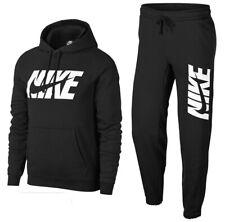 New Mens Nike Full Tracksuit Jogging Bottoms Sweat Pants Hoodie Hoody Sweatshirt