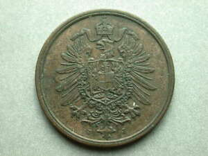 Germany 1875-J  2 Pfennig