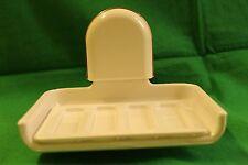 Plastic soap tray