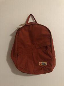 NWD Fjallraven Vardag 16 Backpack In Cabin Red