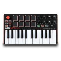 Akai Professional MPK Mini Mk2 MIDI Keyboard Controller