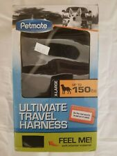 New listing Petmate The Ultimate Travel Harness X-Large Up to 150lbs Appears New Open Box