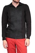 Herren-Pullover & -Mittel aus Baumwolle mit Regular und Reißverschluss
