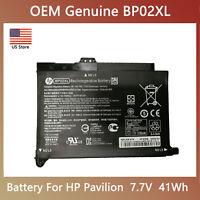 OEM  BP02XL Battery For HP Pavilion 849569-541 849909-850 849569-421 HSTNN-LB7H