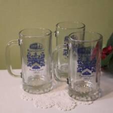 Beer Mugs Steins Heavy Glass Set of 3 GSI Outdoors Spokane WA Ryptoberfest