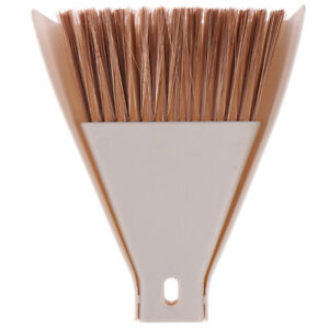 Mini Desktop Broom and Dustpan Set Household Dust Pan and Brush Cleaning T CA