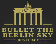 U2 tour Berlin Tourshirt 2017 - Damen Größe L