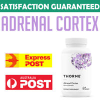 THORNE RESEARCH ADRENAL CORTEX 60 CAPS SUPPORT HEALTHY ADRENAL GLANDS