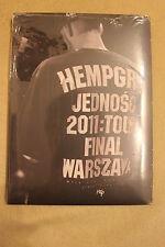 Hemp Gru - Live in Palladium DVD RELEASE SEALED NEW POLAND