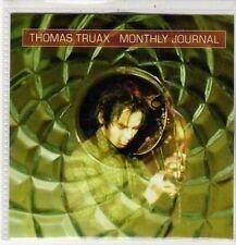 (DC252) Thomas Truax, Monthly Journal - 2011 DJ CD