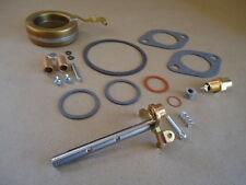 Carburetor Repair Rebuild Kit Amp Float For John Deere B Dltx67 Dltx73 Carb