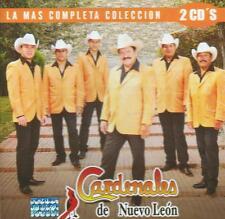 Cardenales De Nuevo Leon CD NEW Completa Coleccion SET Con 2 CD's 30 Canciones !