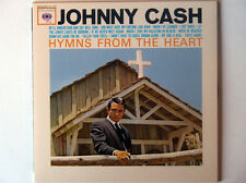 Hymns from the Heart - Johnny Cash (CD wie neu/like new, Mini LP Replica Cover)