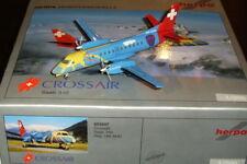 "Crossair Saab 340 (HB-AHD)  ""700 Jahre Schweiz"", 1:200"