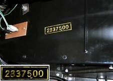 1968 69 70 Charger Coronet Gtx Super Bee heater box decal Mopar new