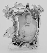 Vintage Art Nouveau Style Figural Mini Picture Frame in Fine Ste. Lot 20161632