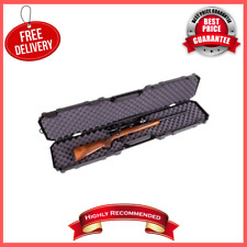 Rifle Shotgun Case 50.5 Inch Padded Carrying Storage Single Scoped Outdoors