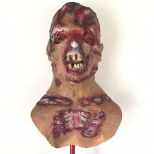 Zombie Full Head Latex Mask Cosplay Horror Costume