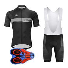 Summer Hot Sale Cycling Jersey Bib shorts Set 2019 Men Bike Uniform Bicycle Wear