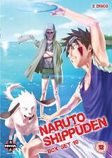 DVD:NARUTO SHIPPUDEN BOX 19 (EPISODES 232 - 243) - NEW Region 2 UK