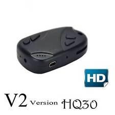 HD 720P Mini Key Chain Cam 808 Video Recorder Micro Camera 60fps Camcorders HQ30