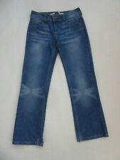 "Topshop Moto Sam dist/bleach/worn jeans W 31"" i'lg 29"" Size 10"