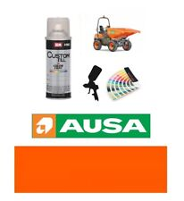 Ausa Dump Truck Orange Paint High Endurance Enamel Paint 400ml Aerosol