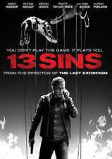 13 Sins by Mark Webber, Ron Perlman, Christopher Berry, Devon Graye