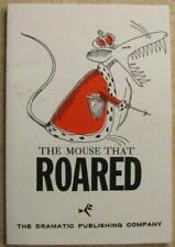 The Mouse That Roared - Paperback By Christopher Sergel - VERY GOOD