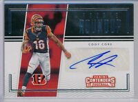 CODY CORE - 2016 Contenders Rookie Round Up AUTO - Bengals RC