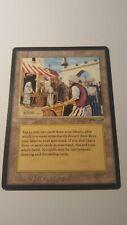 Bazaar of Baghdad MTG Arabian Nights Magic the Gathering NM-LP excellent card