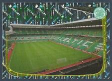 """PANINI """"HERE COME THE BHOYS-CELTIC 2001- #016-THIS IS PARADISE-CELTIC PARK-FOIL"""
