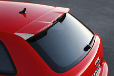 AUDI a3 8p SPORT BACK TETTO SPOILER in originale rs3 DESIGN NUOVO verniciate.