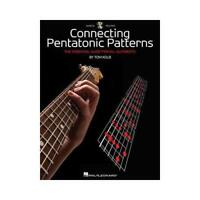 Kolb Tom Connecting Pentatonic Patterns Gtr Essential Guide Bk/CD by Tom Kolb...