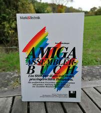 AMIGA Assembler Buch Markt&Technik Amiga Programmierliteratur