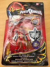 Power Rangers Mystic Force RED RANGER Action Figure DGSIM très rare