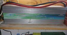 WOW10000 watt surge 5000 watt Pure sine wave power inverter 12v TO 120V AT5000P