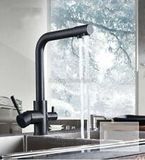 Black Oil Rubbed Brass Kitchen mixer tap faucet pure water filter tap ysf125