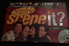SCENE IT? SEINFELD - THE DVD GAME Complete