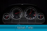 Tachoscheiben für BMW Tacho E39 Benzin od Diesel M5 Carbon 3072 Tachoscheibe X5