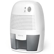 hOme Small Dehumidifier for 1200 cu ft (150 sq ft) Bathroom or Closet - 16 oz