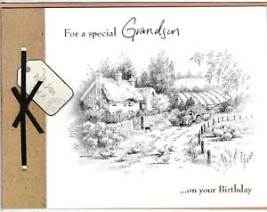 Branded greetings cards MALE RELATIVE BIRTHDAY CARDS many designs