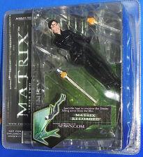 Matrix Series 2 Trinity Matrix Reloaded McFarlane Toys 2003 MIP