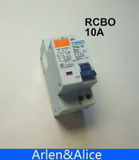 DPNL 1P+N 10A 230V~ 50HZ/60HZ MCB with over current and Leakage protection RCBO