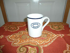 Dansk Bistro Coffee Tea Mug Cup Christianshavn Blue & White Portugal MPN 18 EUC